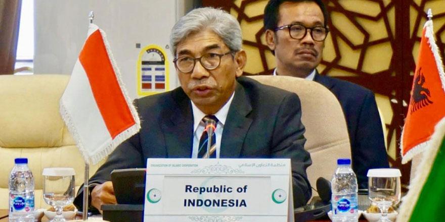 Endonezya'dan İsrail'in mallarını boykot edelim çağrısı