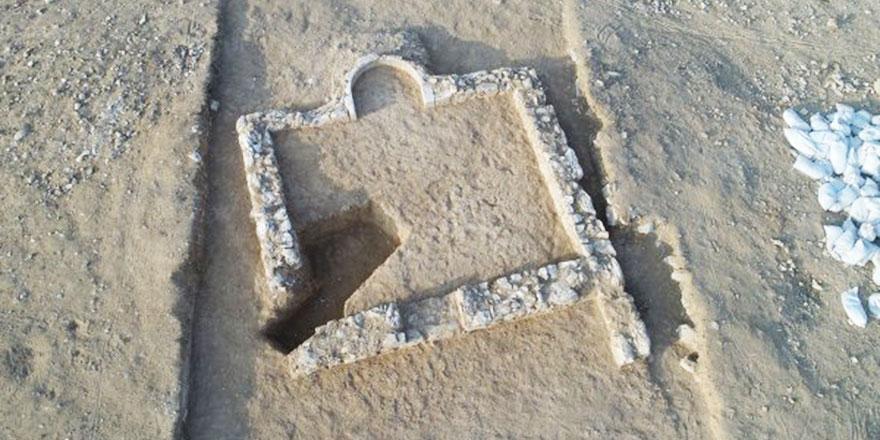 Filistin'de 1200 yıllık cami bulan İsrailliler şaşkın