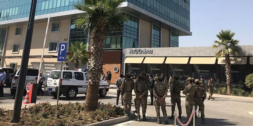 Irak Kürt Bölgesel Yönetimi: Erbil saldırısıyla bağlantılı çalışmalar sürüyor