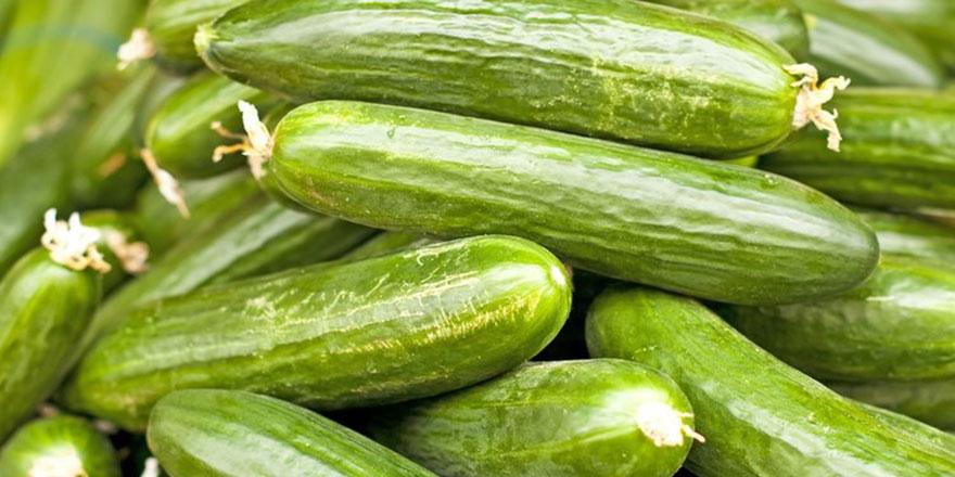 Kainat eczanesinden salatalık: Hem kiloya, hem kansere şifa