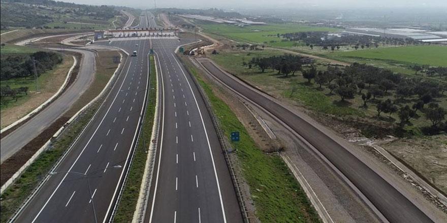Türkiye'nin bölünmüş yollar 27 bin 470 kilometreye ulaştı