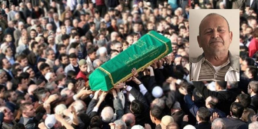 Edirne Risale-i Nur talebelerinden Emin Sayın vefat etti