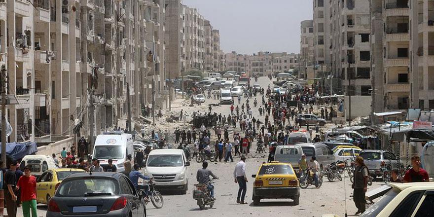 İdlib'de bu bayram da her hanede hüzün var