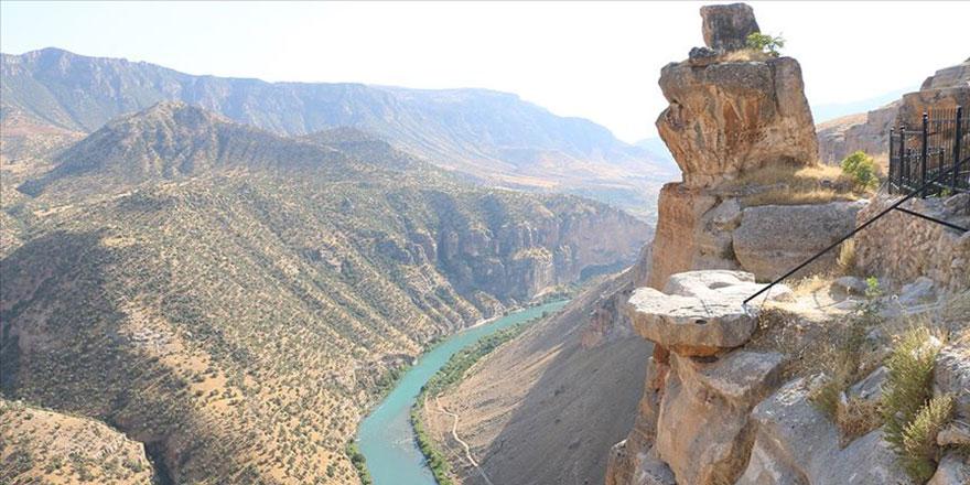 Türkiye'nin 45'inci milli parkı 'Botan Vadisi'