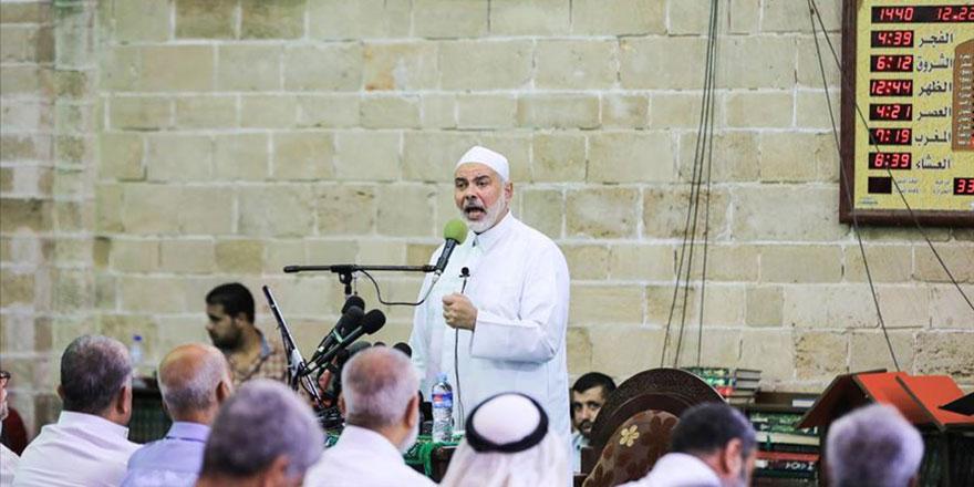 Hamas lideri Haniye'den İsrail'e 'Kudüs'ten uzak dur' uyarısı
