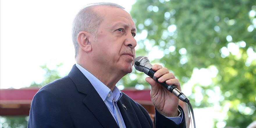 Cumhurbaşkanı Erdoğan: Şule Yüksel Şenler de Medrese-i Yusufiye'den geçti