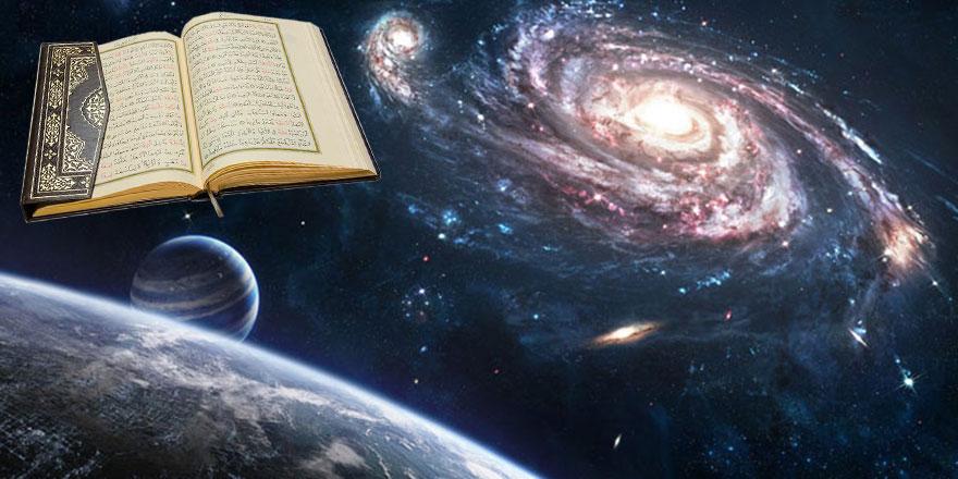 Lemeat okumaları: Kainattan Kur'an'a, Kur'an'dan kainata