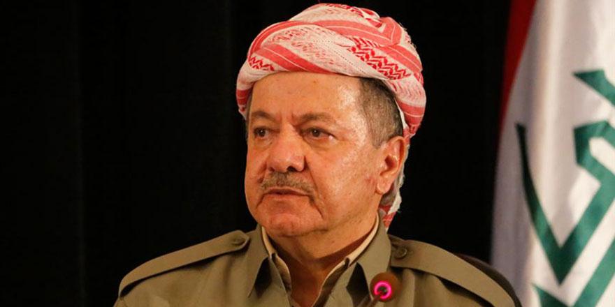 Barzani'den 'DEAŞ Irak'ta yeniden örgütleniyor' uyarısı