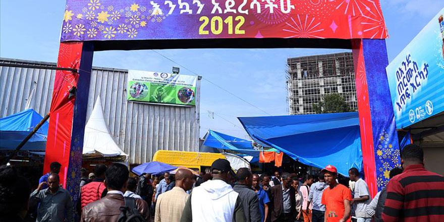 Etiyopya 2012'ye daha yeni 'merhaba' dedi