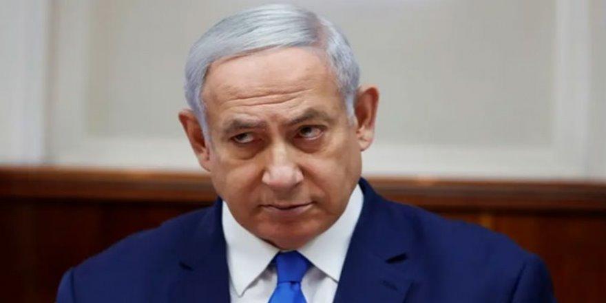 Bu psikopat Netanyahu'yu devirmek istiyoruz