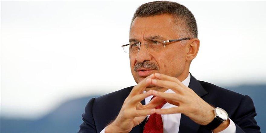 Cumhurbaşkanı Yardımcısı Oktay: Azerbaycan ile siyasi ve ekonomik ilişkilerimiz çok boyutlu