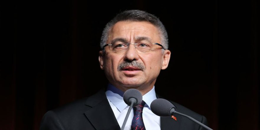 'Sınırlarımız içi ve dışında terörle mücadelemiz kararlılıkla devam edecek'
