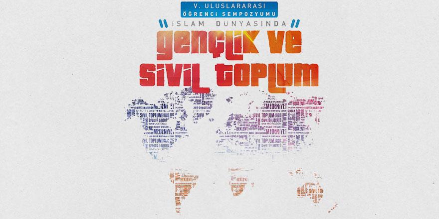 Ankara'da 'İslam Dünyasında Gençlik ve Sivil Toplum' sempozyumu