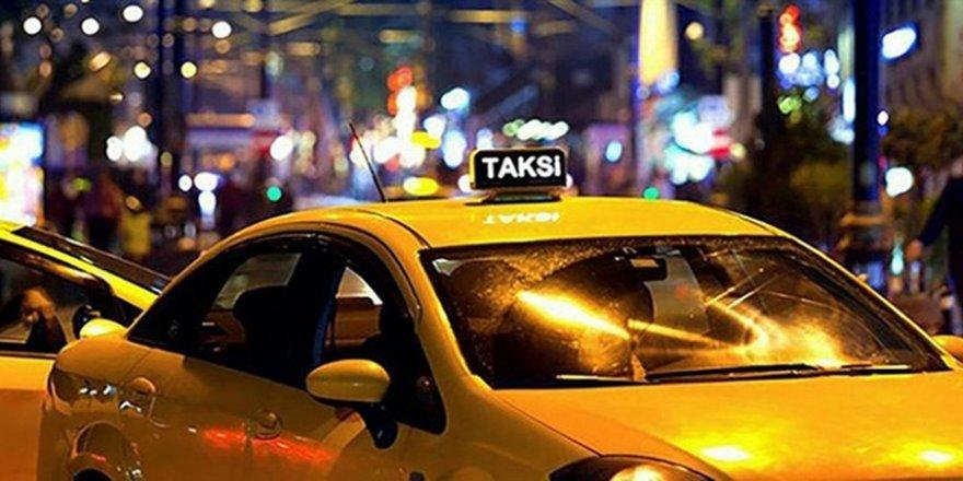 Taksiciler tekrar zam istiyor