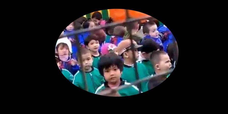 Ailelerinden koparılan Uygur çocuklar derhal teslim edilsin