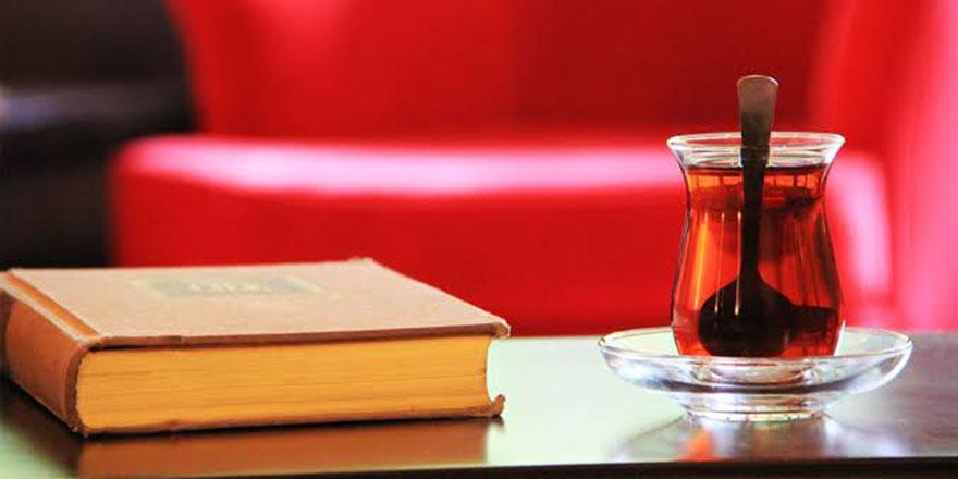 Kırmızı kitap okuyup kırmızı çay içenleri sevindirecek haber