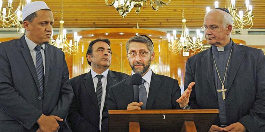 Fransa Baş Hahamı'ndan Müslümanlara: Kur'an'ı böyle yorumlamayın!