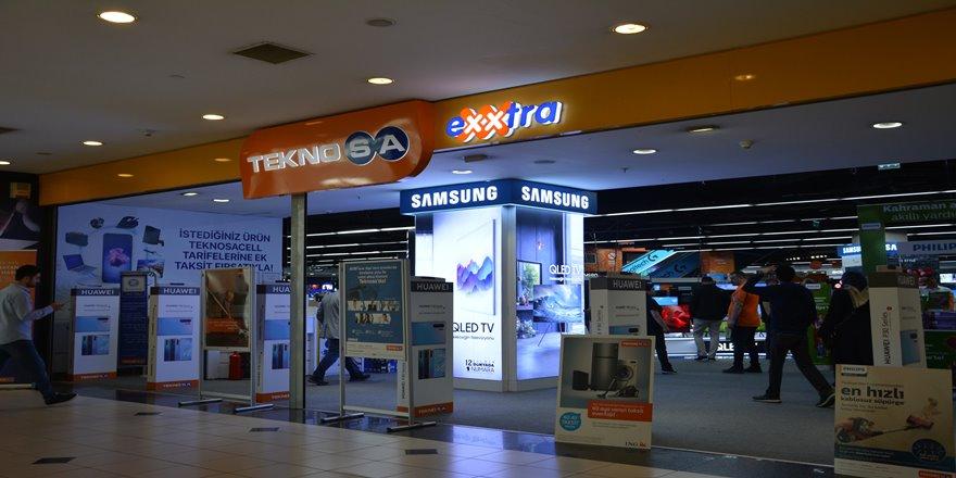 Teknoloji ürünlerinde indirim kampanyası