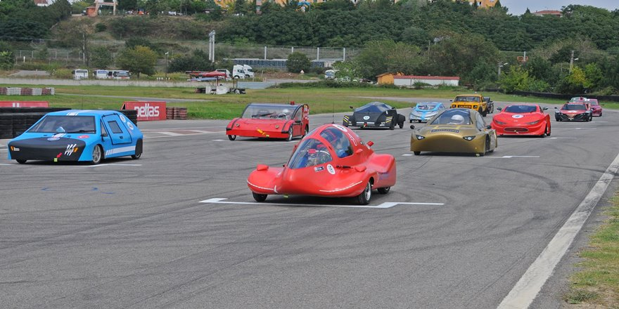 Elektrikli araç yarışlarının kazananları belli oldu