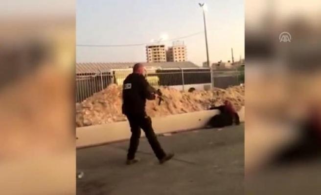 Kurşun sadece Filistinli bacımıza değil İslam ümmetine sıkılmıştır