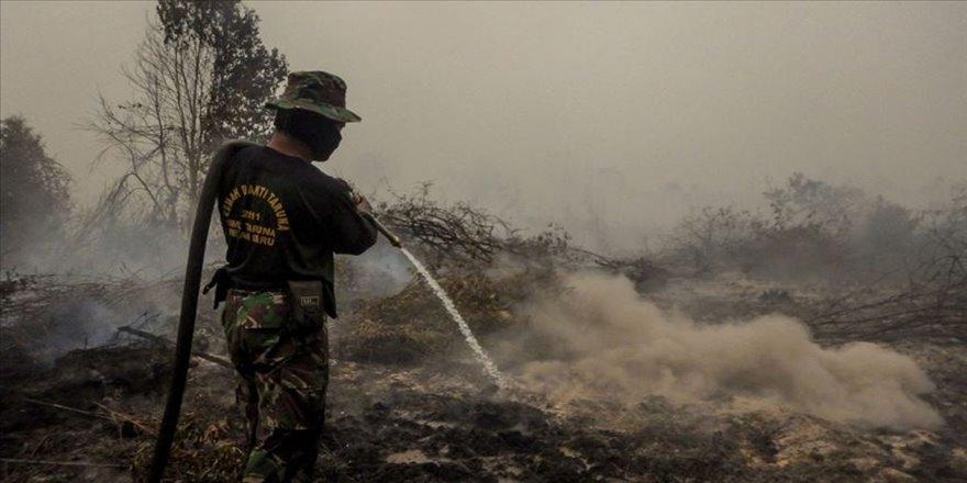 Endonezya ve Malezya'daki orman yangınlarından 40 milyon kişi etkilendi