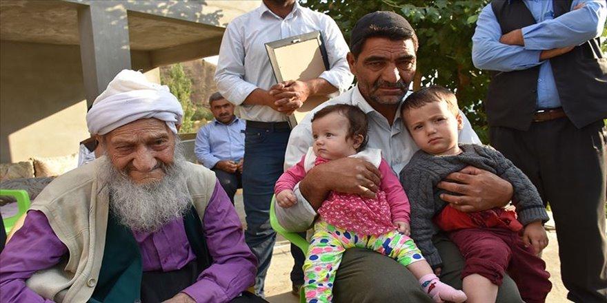 28 şehit veren köyden terör örgütü PKK'ya tepki