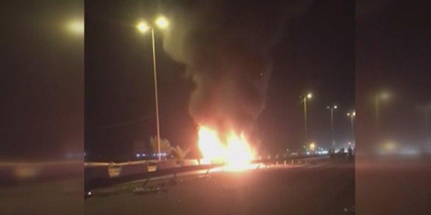 Kerbela'da otobüsteki patlamada ölü sayısı 12'ye yükseldi