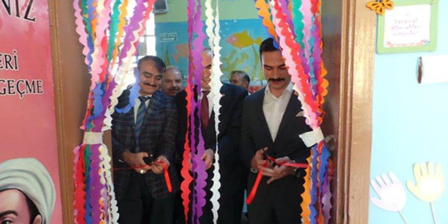 Çavdarhisar'da 'Adab-ı muaşeret' atölyesi açıldı