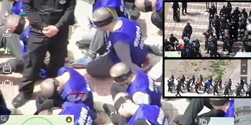 ABD: Çin'in Sincan Uygur Özerk Bölgesi'ndeki soykırım suçu işleniyor