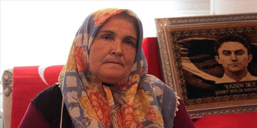 Şehit ailesinden Diyarbakır annelerine destek