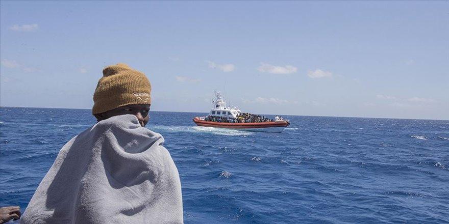 Akdeniz'de bu yıl ölen düzensiz göçmen sayısı bini geçti