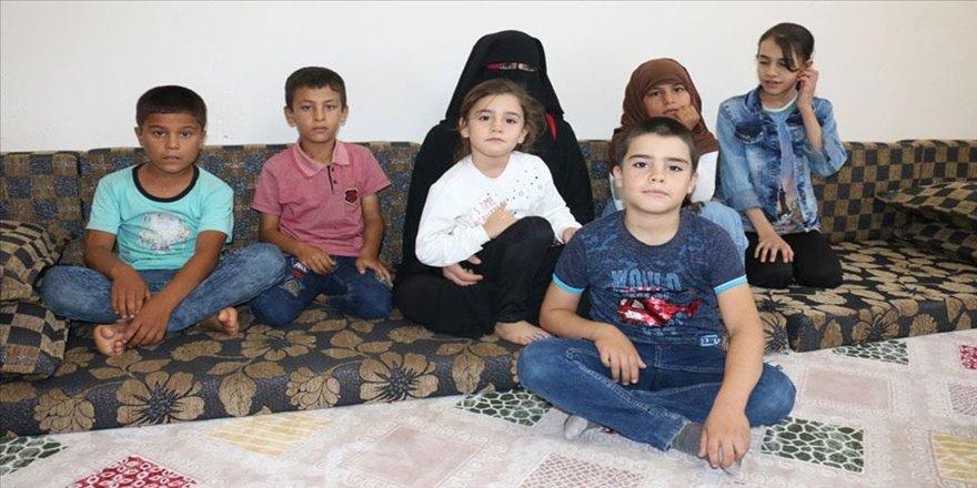 Savaşta yetim kalan Suriyeli çocuklar sıcak yuvaya kavuştu