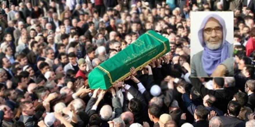 Urfa Nur talebelerinden Seyda Abdülhakim vefat etti