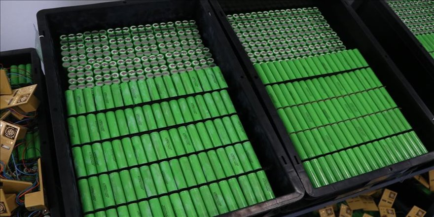 'Lityum iyon piller enerji kapasitesini 3 kat artırdı'