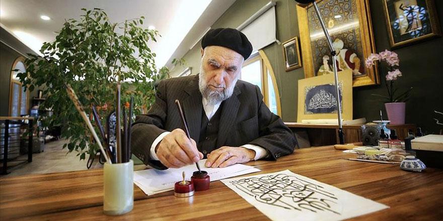 Hat sanatı Kur'an'a hizmettir
