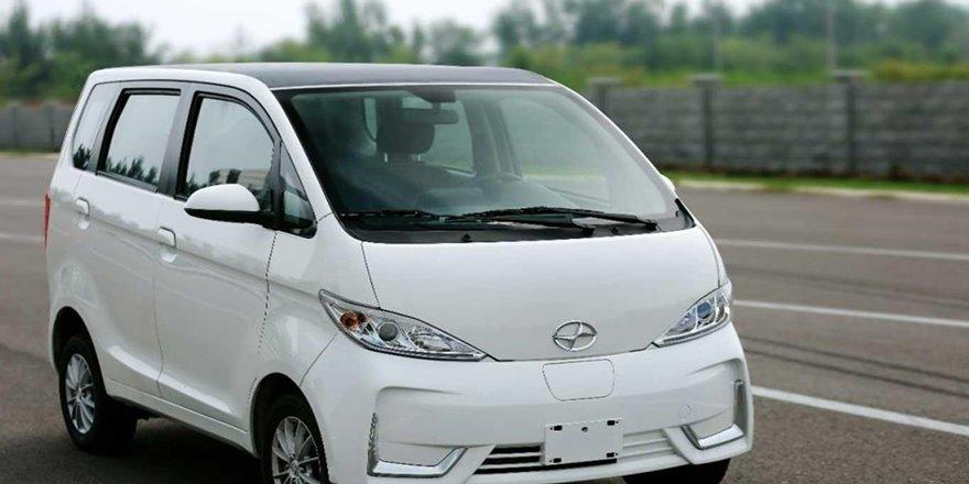 Şarj etmeden 20 km yol gidebilen elektrikli araç üretildi