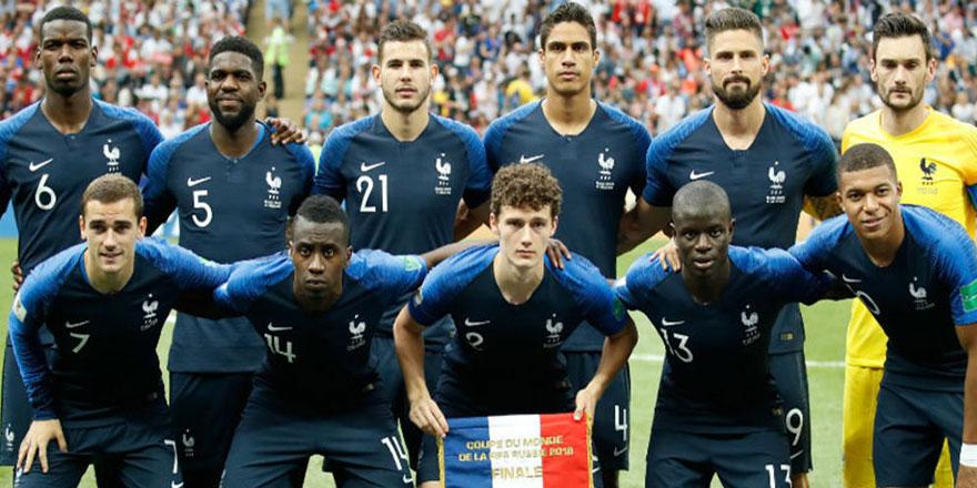 Fransa'nın milli futbolcusu Giroud: Müslümanlar da benim...