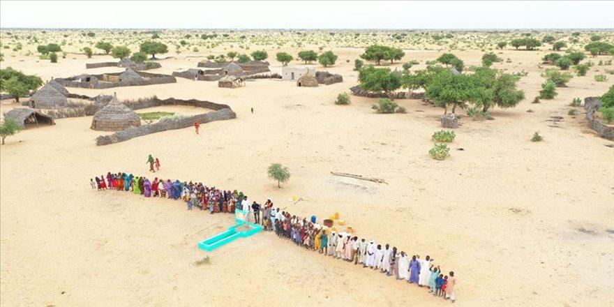Ölen itfaiyecinin adı Çad'da açılan su kuyusuna verildi