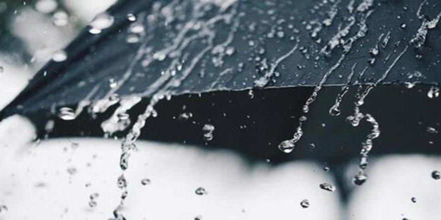 Kısa süreli ve yerel sağanak yağış etkili olacak