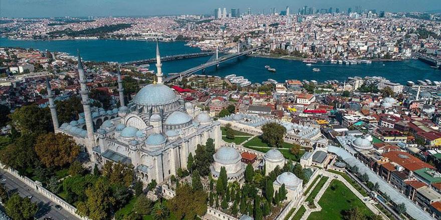 İstanbul'un kalbinde mühür Süleymaniye Külliyesi: Ses havada 3,5 saniye duruyor!