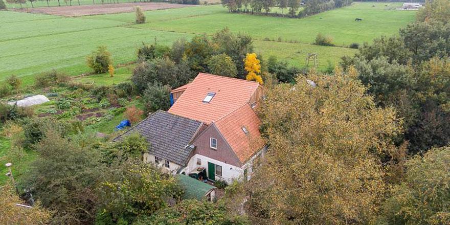 Hollanda'da evin bodrumunda yıllardır kıyameti bekleyen aile bulundu!