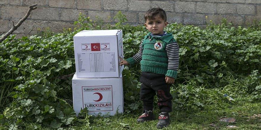 Türk Kızılay'dan 'Yanında Ol' kampanyası