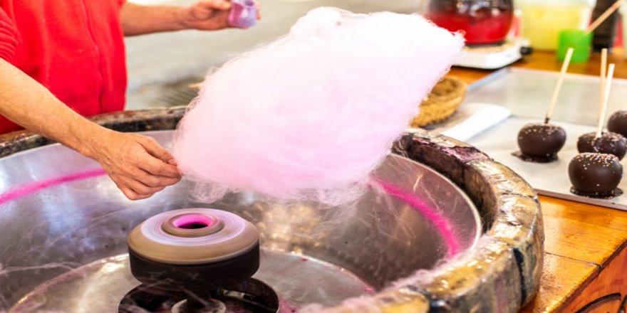 Türkiye'den Çin'e 90 bin dolarlık pamuk şeker ihracatı