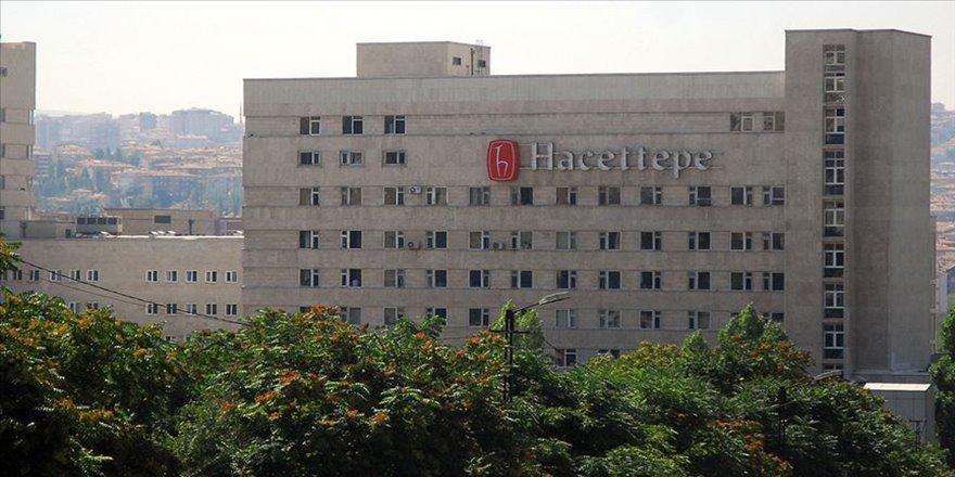 Türk üniversiteleri arasında zirveyi Hacettepe gördü