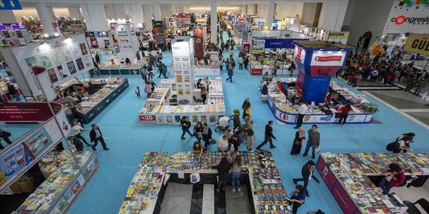 Ankara Kitap Fuarı açıldı
