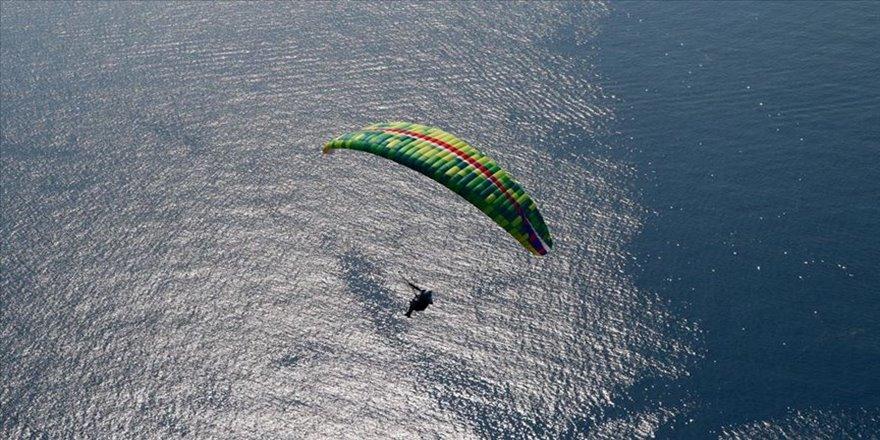 Yamaç paraşütünün 'Kırkpınarı': Babadağ