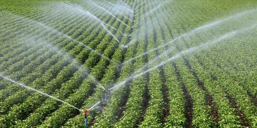 'Modern sulama tarımda verimliliği artırıyor'