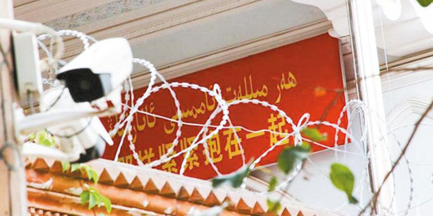 Hindistan, Çin'in Uygur Müslümanlarına yaptığı vahşeti Keşmir'e uygulayacak