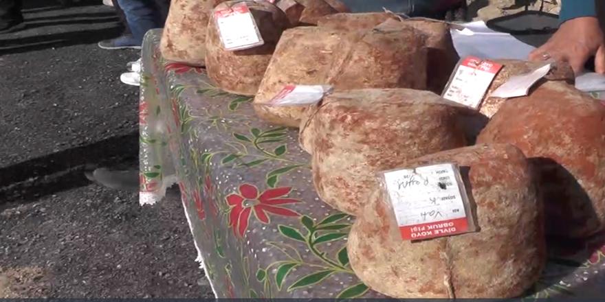 Karaman'da, Obruk Peyniri Mağara Açılış Festivali