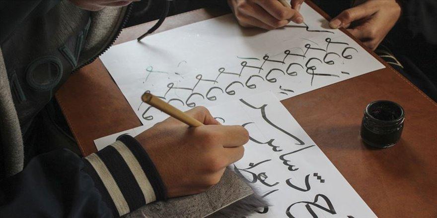 Klasik Türk İslam sanat dalları kurslarda yaşatılacak